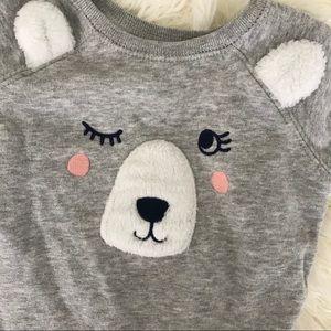 Carter's Winking Bear Sweatshirt